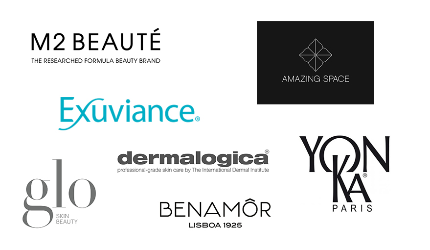 Køb dine hudplejeprodukter hos PERFECT SKINCARE. M2 Beaute, Amazing Space, Exuviance, glo skin beauty, dermalogica, Yonka Paris, Benamor